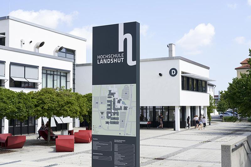 Hochschule für angewandte Wissenschaften in Landshut