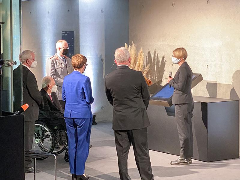 Digitales Gedenkbuch - Deutscher Bundestag